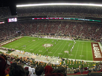 Alabama Crimson Tide Football Home Game