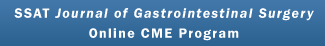Journal of Gastrointestinal Surgery Online CME Program