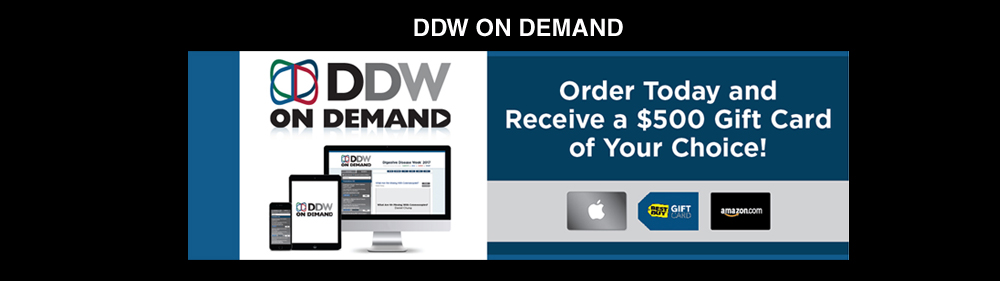 DDW On Demand, recieve a $500 gift card